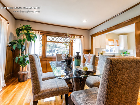 Real Estate Shoot : Pasadena Listing