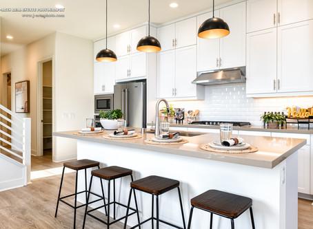 Real Estate Shoot: Novel Park New Home