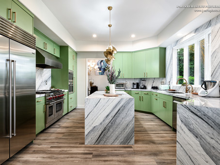 Interior Renovation Design: Kitchen Portfolio