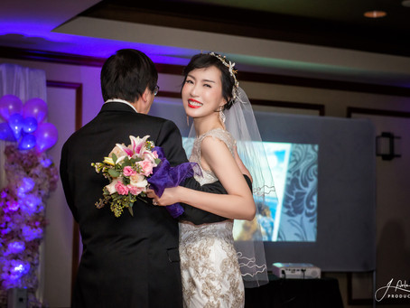 Yvonne & Albert's wedding review