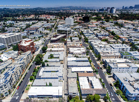 Aerial Shoot: Los Angeles