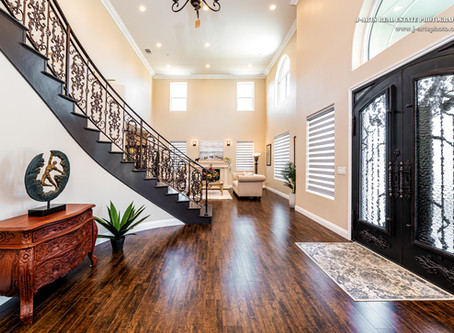 Real Estate Shoot: Hacienda Heights Listing