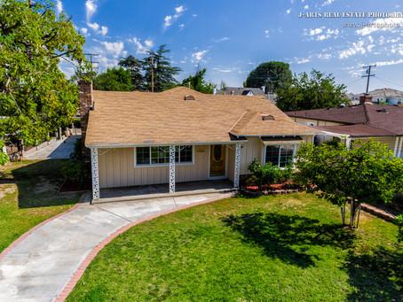 Real Estate Shoot : San Gabriel Listing