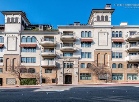 Real Estate Shoot: Pasadena Listing