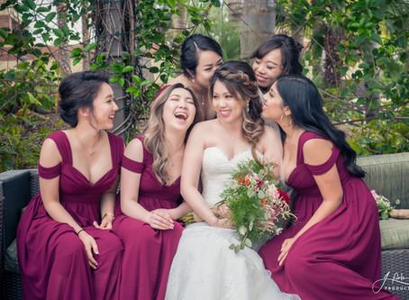 Kathy & Allen's wedding review