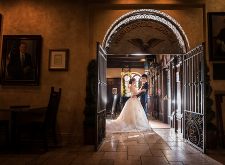 Mission Inn Pre-wedding Shoot