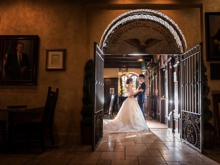 Mission Inn Pre-wedding Shoot