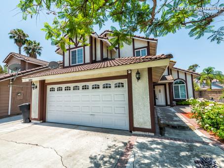Real Estate Shoot : Chino Hills Listing