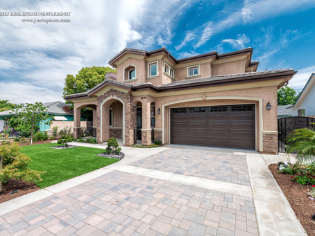 Real Estate Shoot: Temple City Listing
