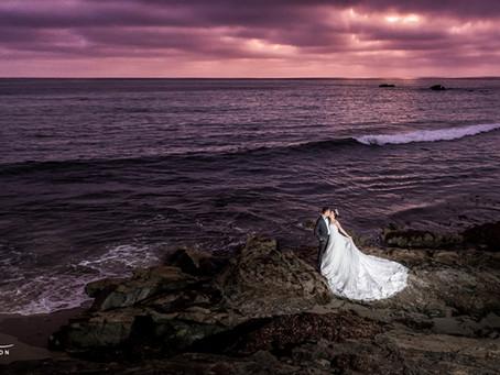 Pre wedding session : Laguna Beach