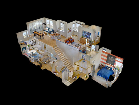 3D Virtual Tour: Irvine new home