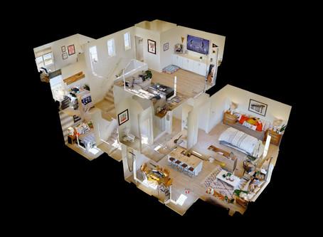 3D Virtual Tour: Irvine new home