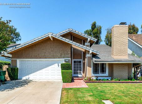 Real Estate Shoot: Irvine Listing