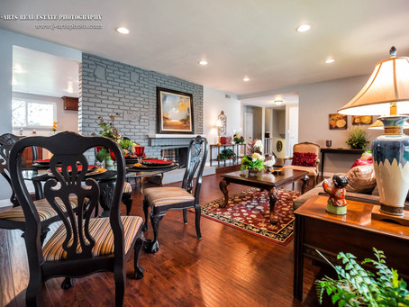Real Estate Shoot : Hacienda Heights Listing