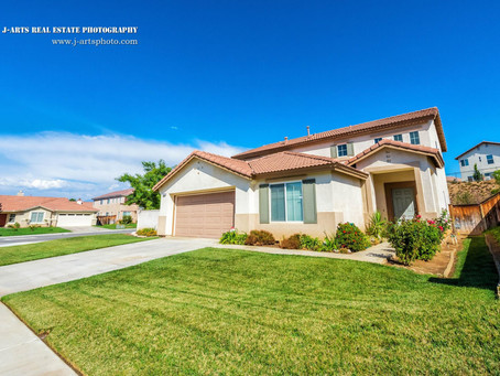 Real Estate Shoot : Moreno Valley Listing