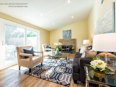 Real Estate Shoot : Duarte Listing