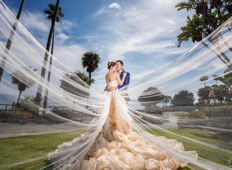 Pre wedding at Laguna Beach