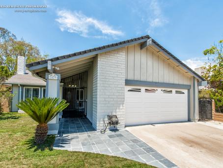 Real Estate Shoot : West Covina Listing