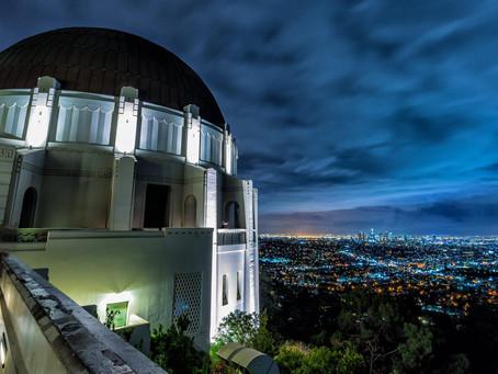 Neighborhood Shoot : Griffith Observatory