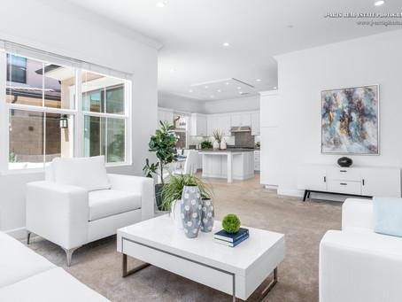 Real estate shot: Irvine listing