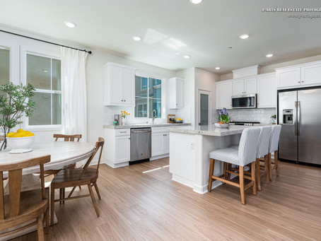 Real estate shooting: Yorba Linda listing