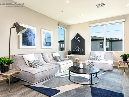 Real Estate Shoot: Irvine New Home