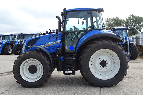 New Holland T5.120 Electro Command DEMO