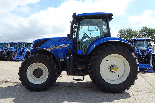 New Holland T7.245 Power Command