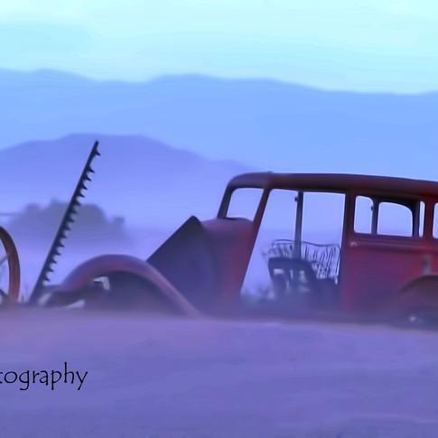 Nevada Dust Storm