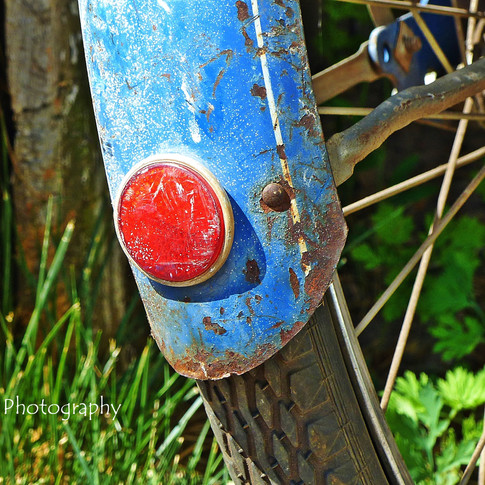 Rusted Ride