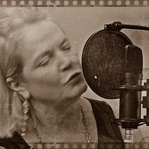 Lady Sings the Blues Sepia