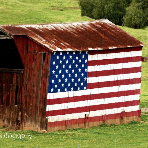 The Flag Barn