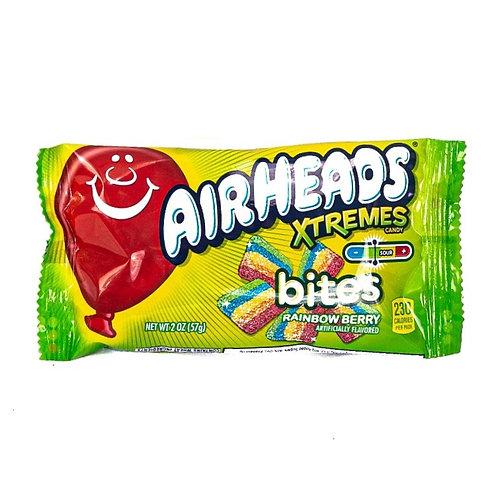 Airheads Bites Rainbow Berry - 2oz