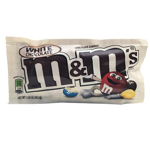M&M's White Chocolate - 1.50oz