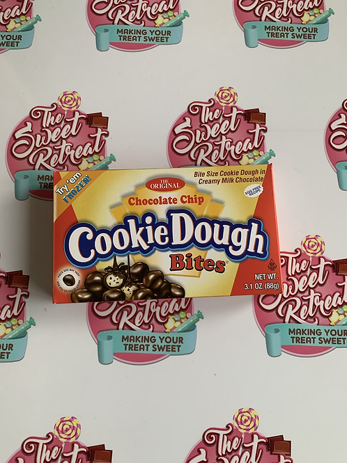 Cookie Dough Bites Chococlate Chip - 3.1oz