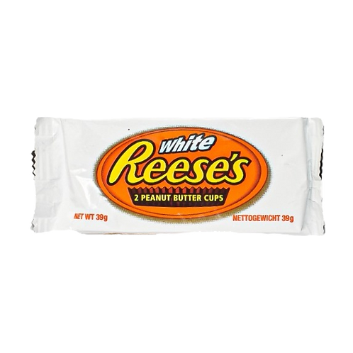 Reese's White Peanut Butter Cups 2 Pack - 1.37oz