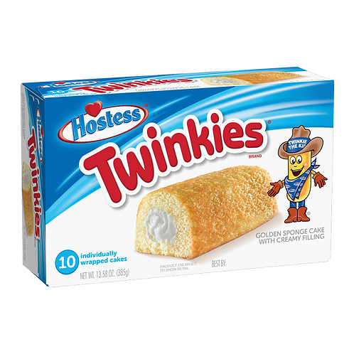 Twinkies (10 Pack) - 13.58oz