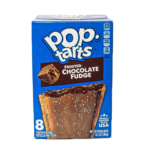 Pop Tarts Chocolate Fudge - 14.7oz