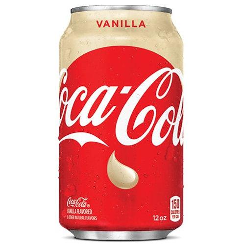 Coca Cola Vanilla - 12oz