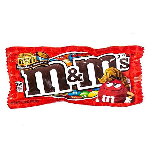 M&M's Peanut Butter - 1.63oz