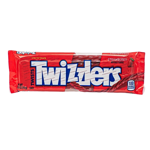 Twizzlers Strawberry - 2.5oz
