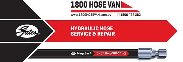 1800 hose van toowoomba logo