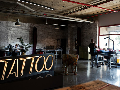 Sally Mustang Tattoos