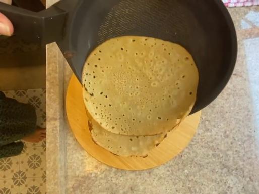 Dosa - uma delícia indiana