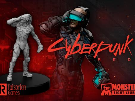 New Cyberpunk gallery page