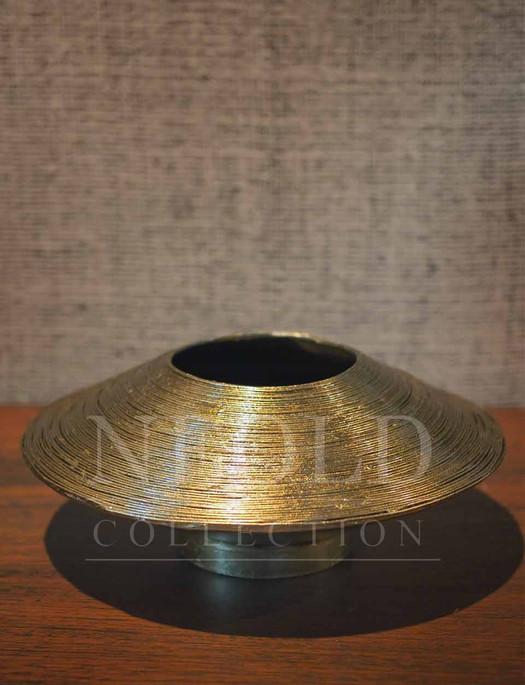 Kangwan Short Round Vase