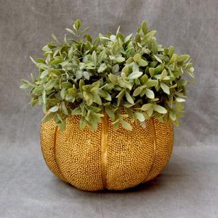 Bronze Pumpkin Bowl (Large)