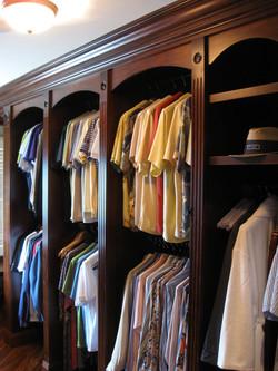 Master Built-in Closet