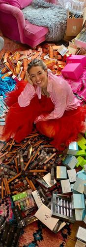LISA POTTER DIXON - BEAUTY BACKED IMAGE.