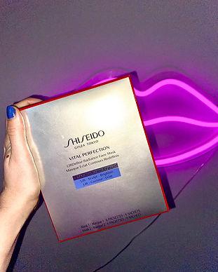 Lisa Potter-Dixon's 5 Faves product Shiseido Radiance Facemask